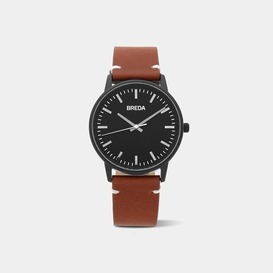 Breda Zapf Quartz Watch
