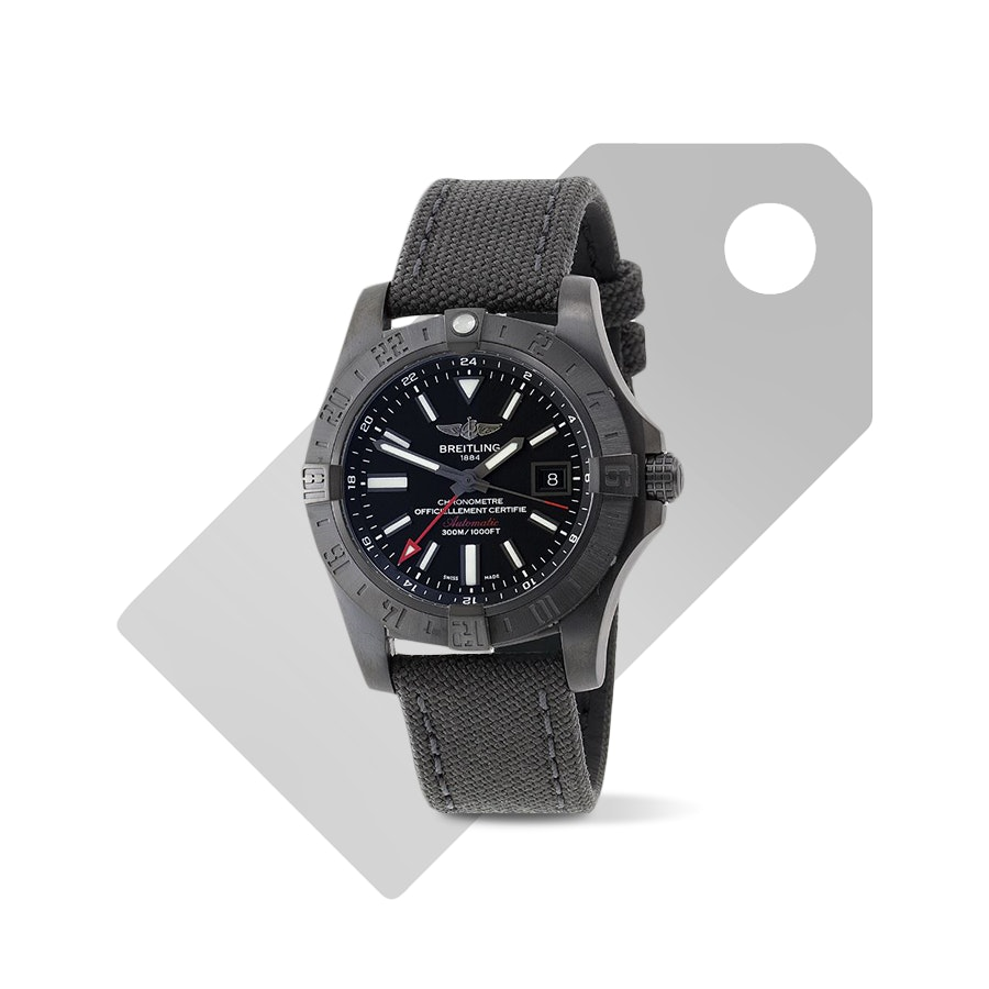 Breitling Avenger II GMT Automatic Watch–Flash Sale