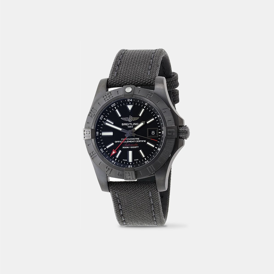 Breitling Avenger II GMT Automatic Watch