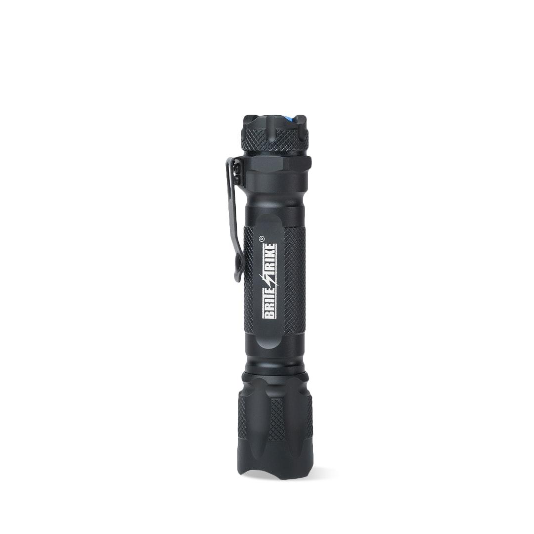 Brite-Strike Rechargeable Blue Dot Flashlight