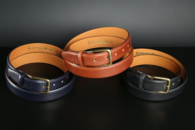 British Belt Co. Bridle Belt