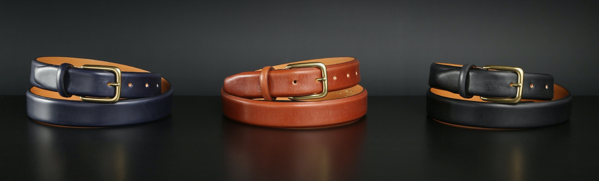 British Belt Co. Bridle Belt