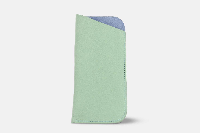Glasses Slip - Mint/Skye Blue (- $5)