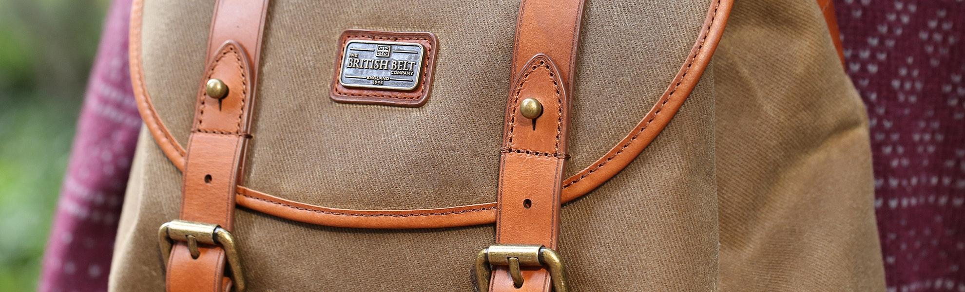 The British Belt Co. Langdale Rucksack