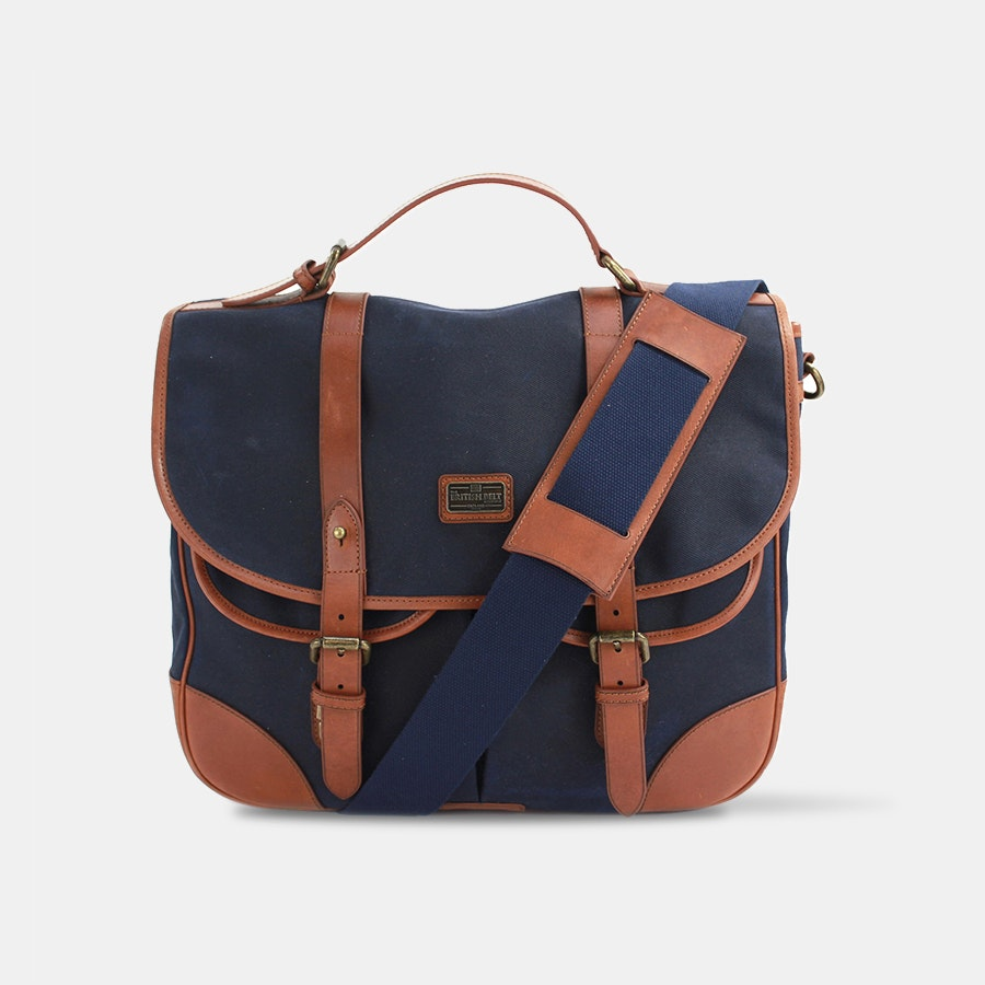 British Belt Co. Langdale Satchel