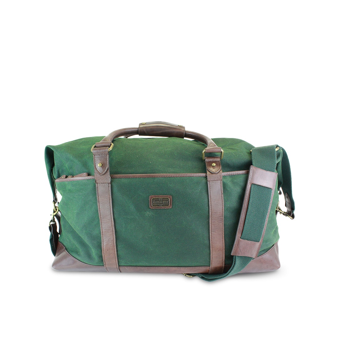 The British Belt Co. Langdale Weekender