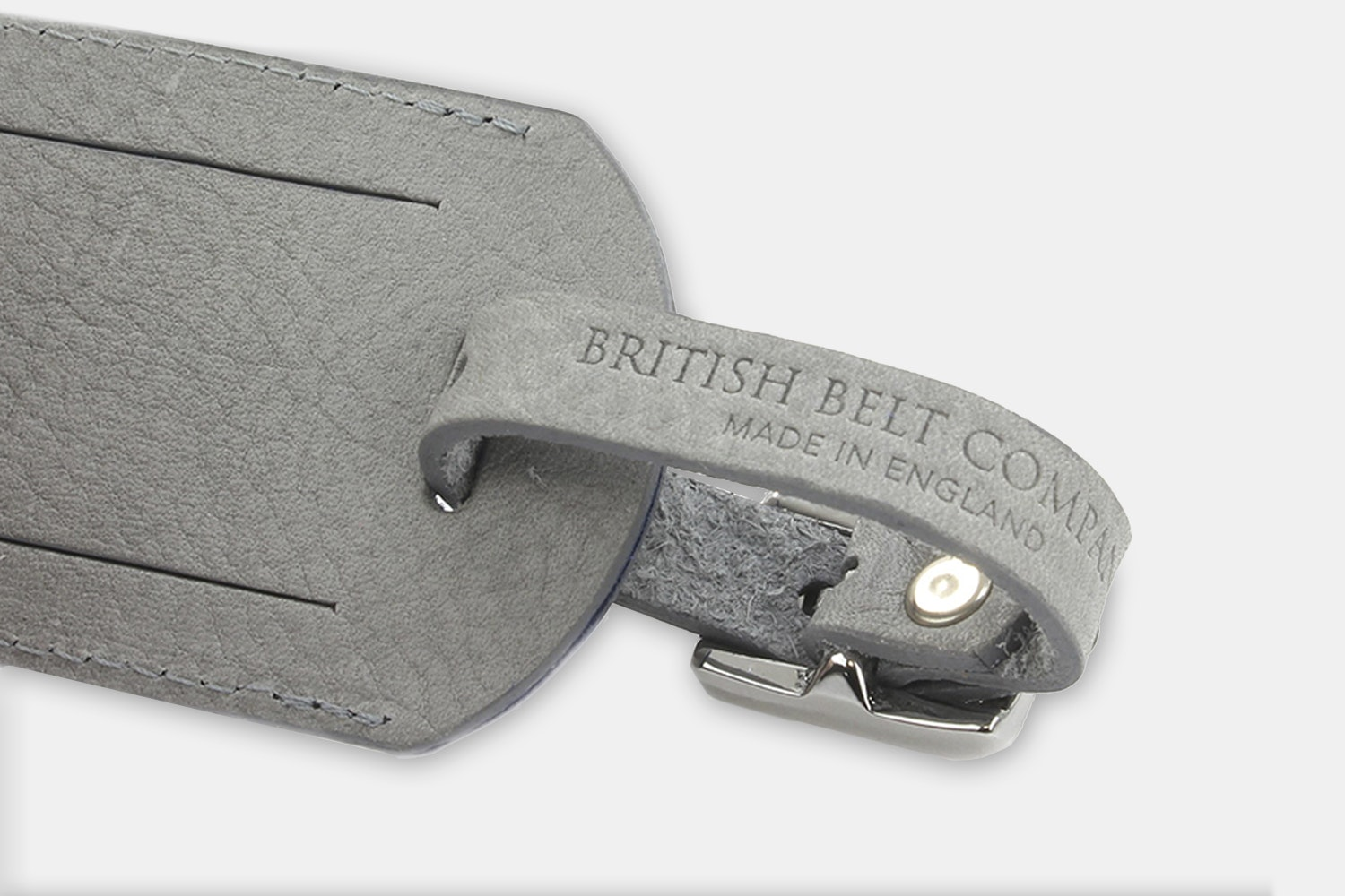 The British Belt Co. Leather Travel Accessories