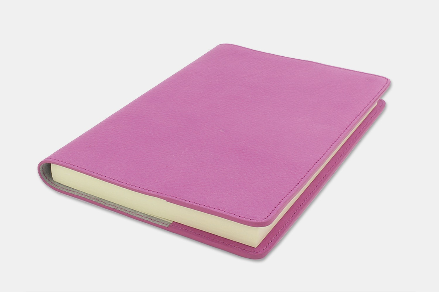 Notebook Cover - Pink/Gray  (+ $30)