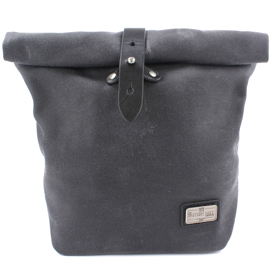 Lunch Bag - Dark Carbon