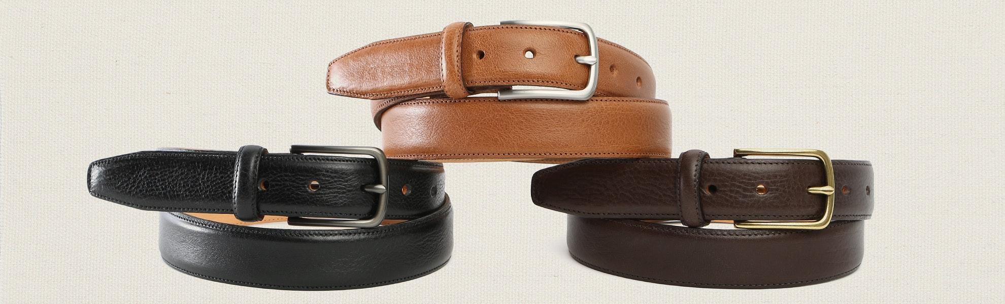 The British Belt Co. Miller Belt