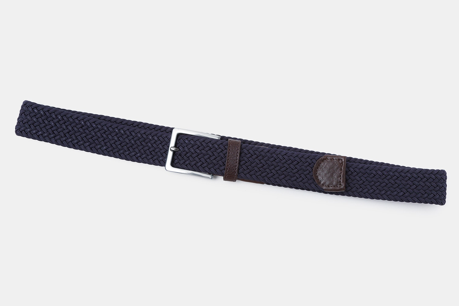 British Belt Co. Woven Elba Belt