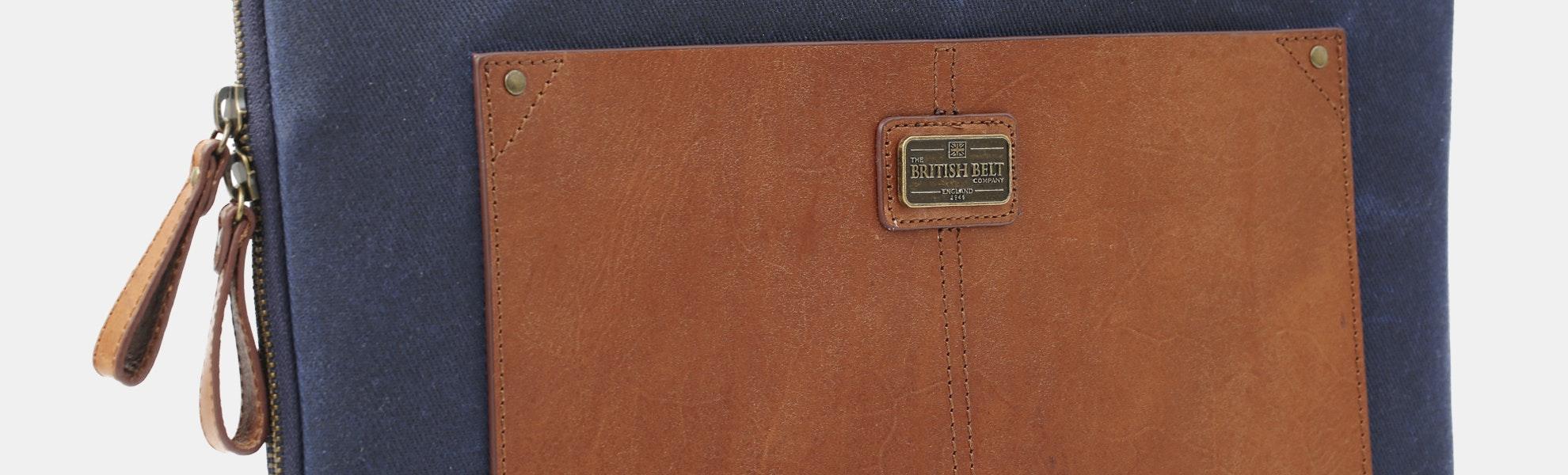 The British Belt Company Langdale Portfolio