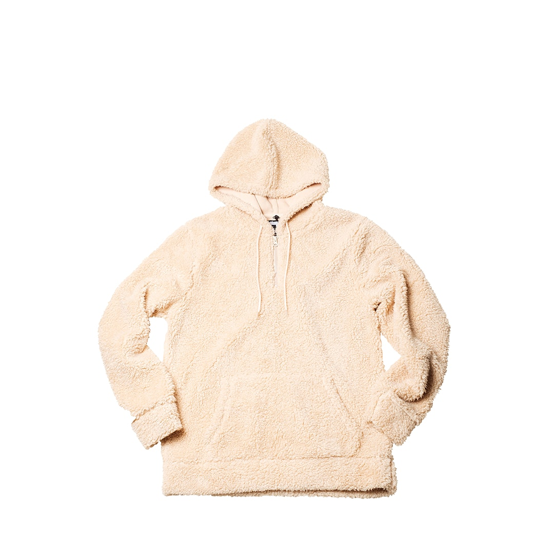 Brooklyn Cloth Cozy Sherpa Hoodie