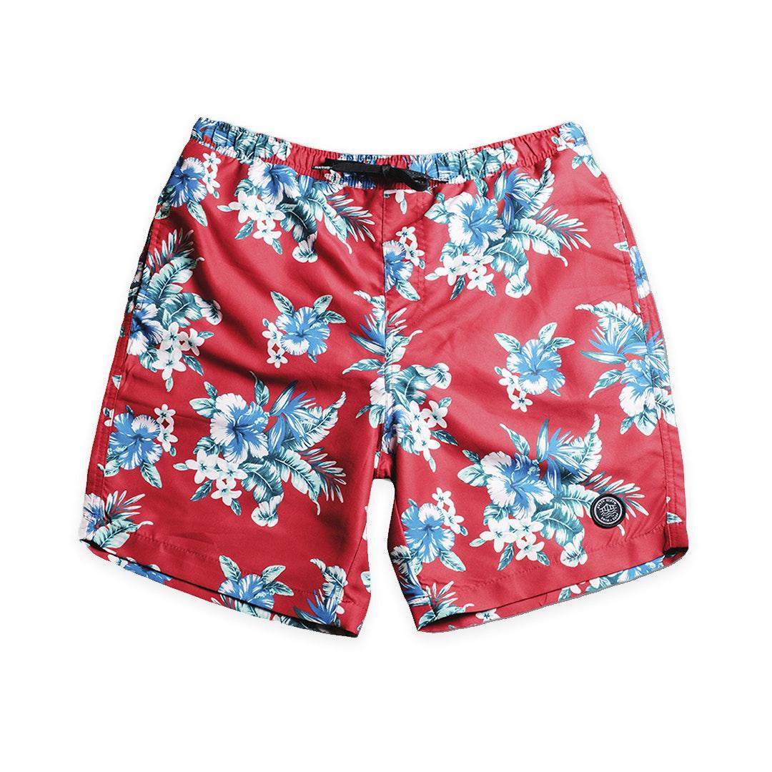 Brooklyn Cloth Volley Swim Shorts
