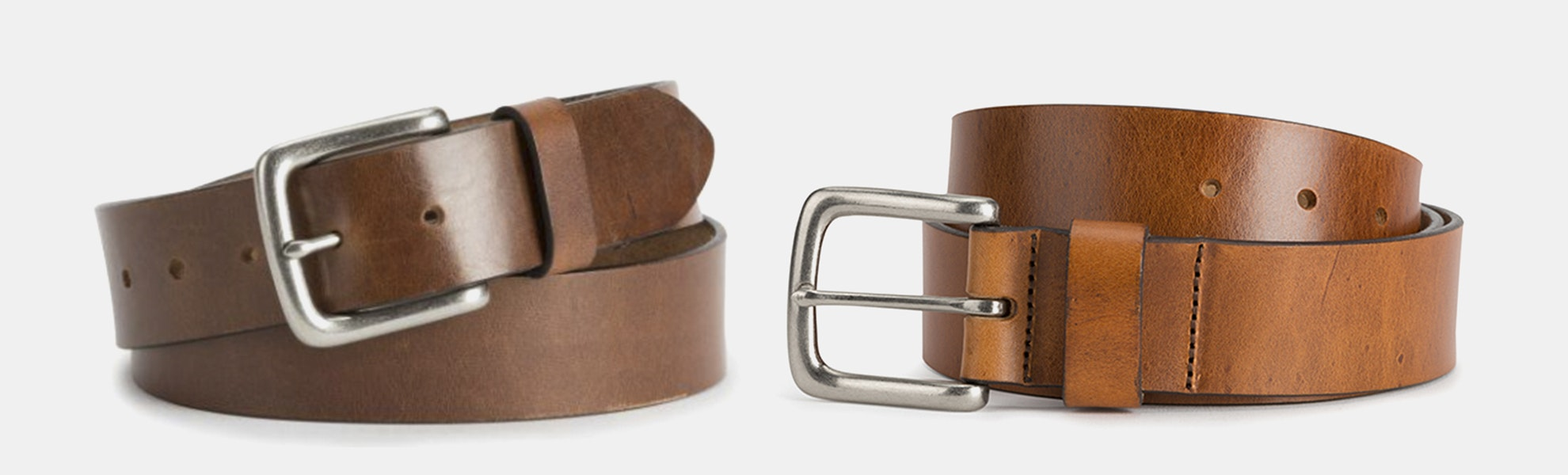 Brothers Leather Supply Co. Belt