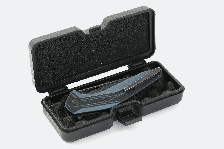 Brous Blades Hardwire Midtech G-10/D2 Folding Knife