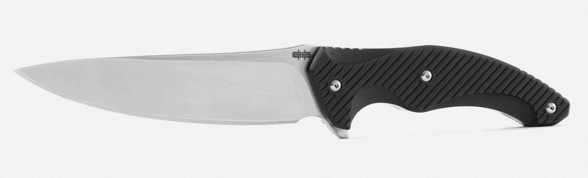 Brous Blades T5 Fixed Blade Knife (D2 Steel)