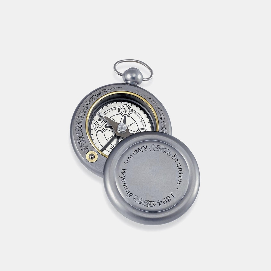Brunton 1894 Gentleman's Compass