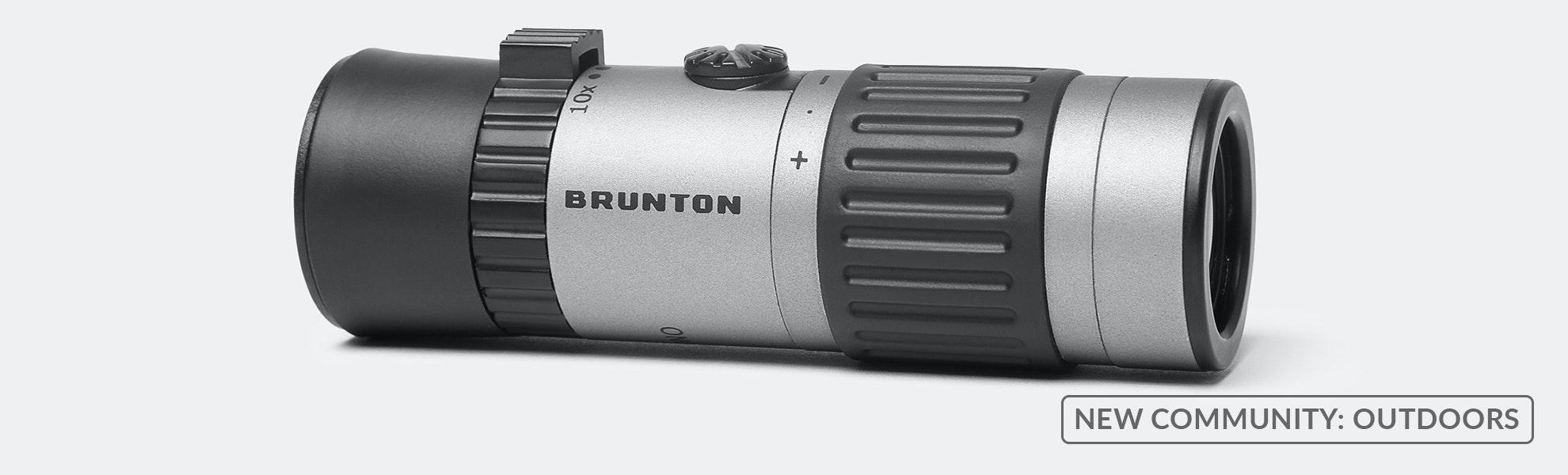 Brunton ECHO Zoom Monocular