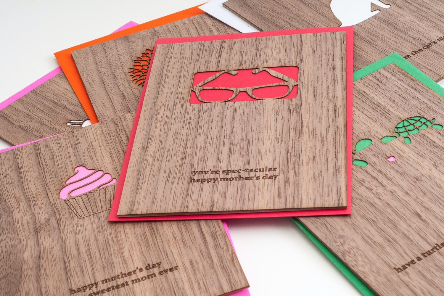 B-Spired Mother's Day Cards 2-Pack