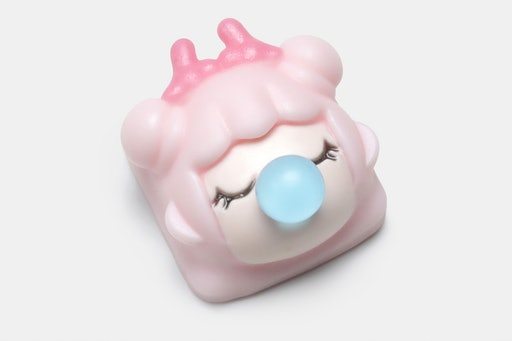 Keycap Tribe Bubblegum Princess Artisan Keycap