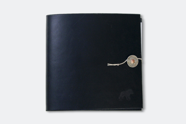 Bulldogge & Co. Square Sketchbook