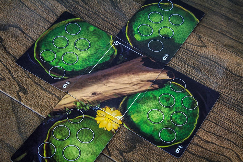 Bullfrogs Boardgame