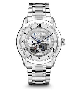 Silver Dial, SS Bracelet 96A118 (+$15)