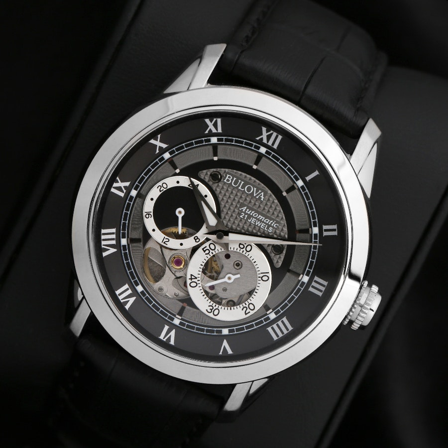 Bulova 24-Hour Automatic Watch