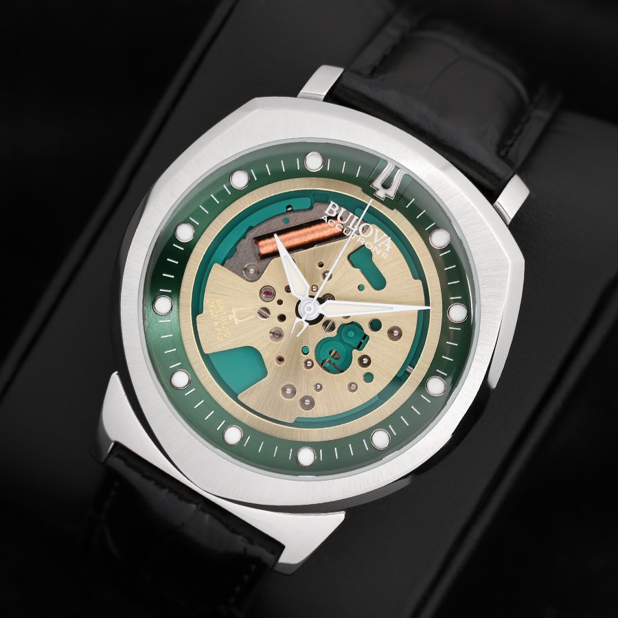 Bulova Accutron II Spaceview Watch