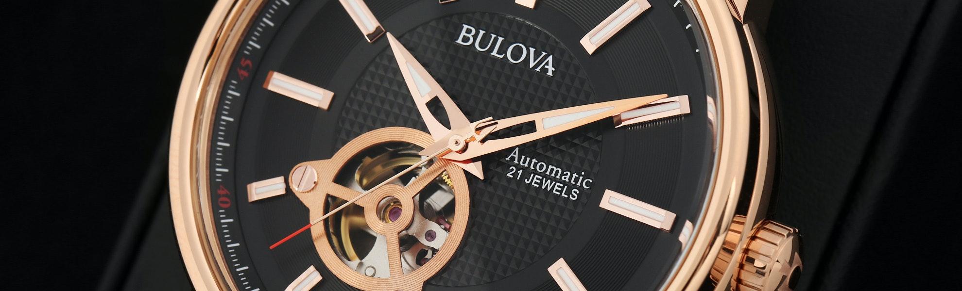 Bulova Automatic Watch