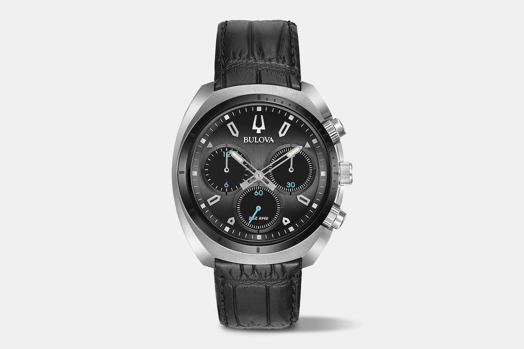 72e600b27 Bulova CURV Chronograph Quartz Watch | Price & Reviews | Drop ...