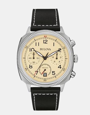 Creme dial Chronograph 96B231 (+$40)