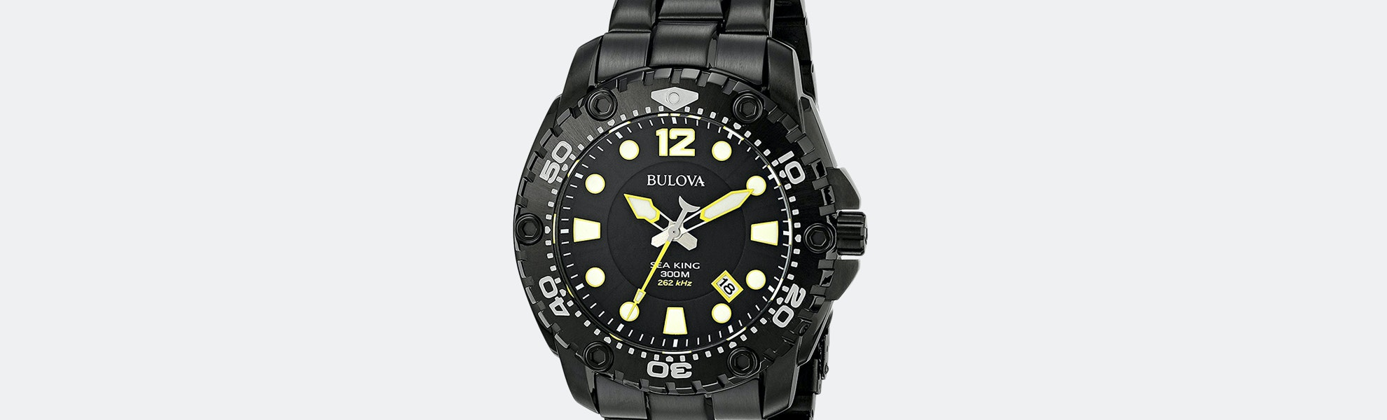 Bulova Sea King Quartz Watch