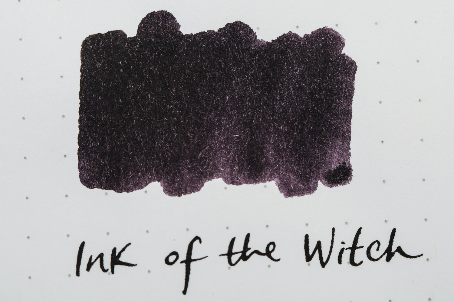 Ink of Witch (Deep Purple)