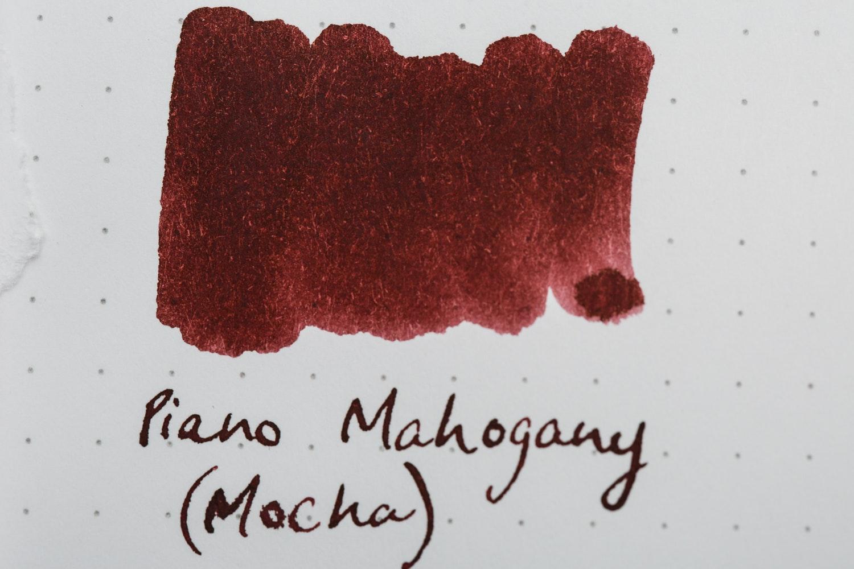 Piano Mahogany (Mocha)