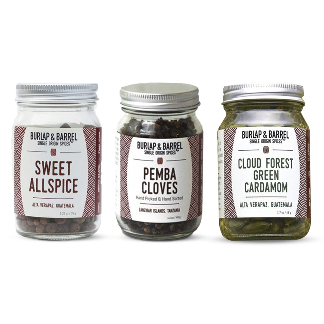 Burlap & Barrel Baker's Choice Sweet Spice Set