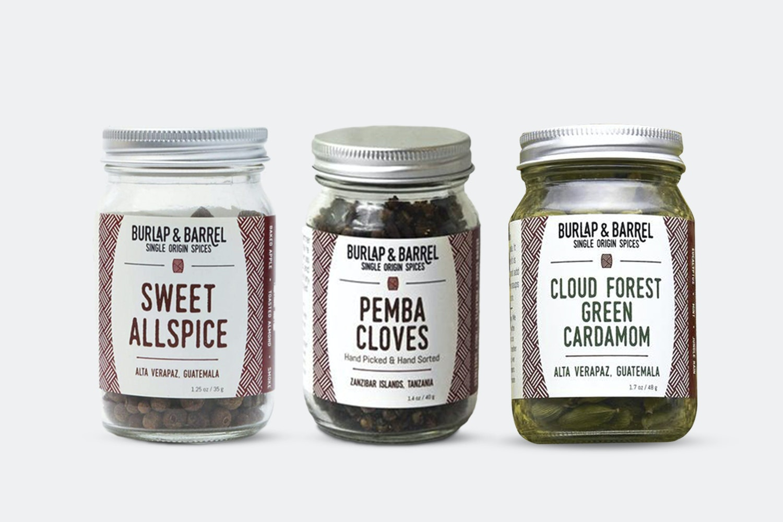 Burlap & Barrel Baker's Choice Sweet Spice Set