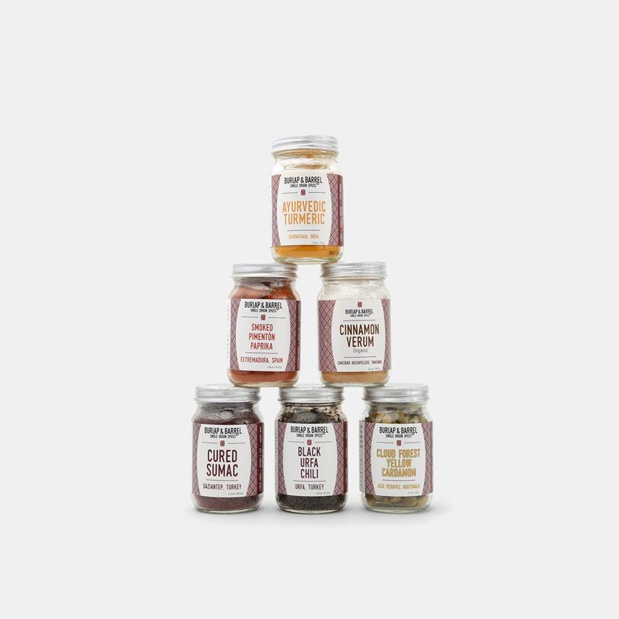 Burlap & Barrel Chef's Choice Spice Set