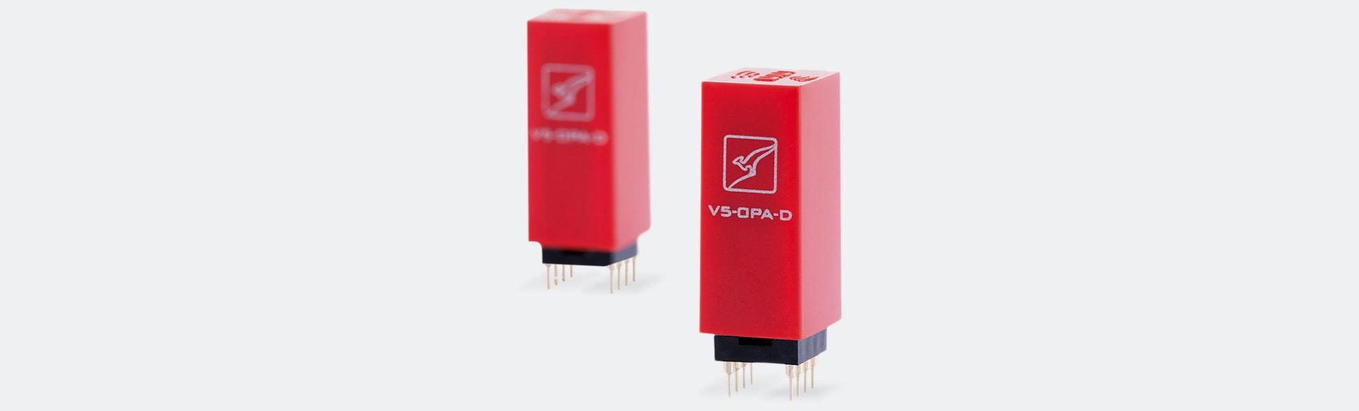 Burson Audio V5 Opamps
