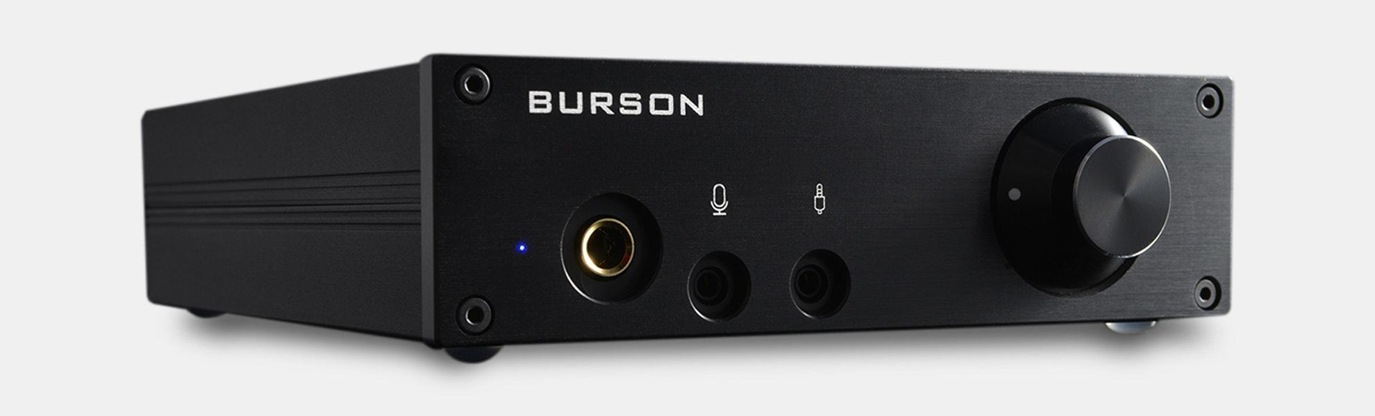 Burson Fun Headphone Amplifier