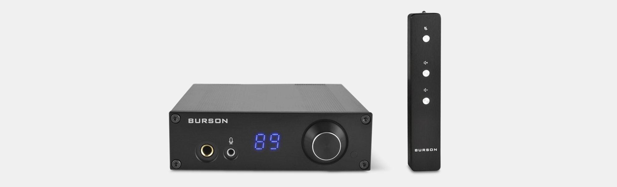 Burson Play DAC/Amp - Massdrop Exclusive