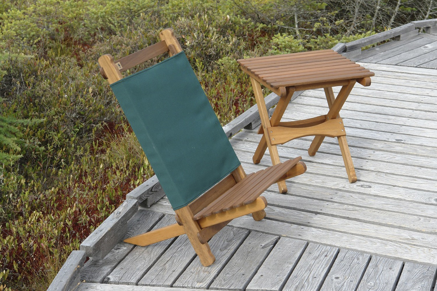 Byer of Maine Pangean Folding Furniture
