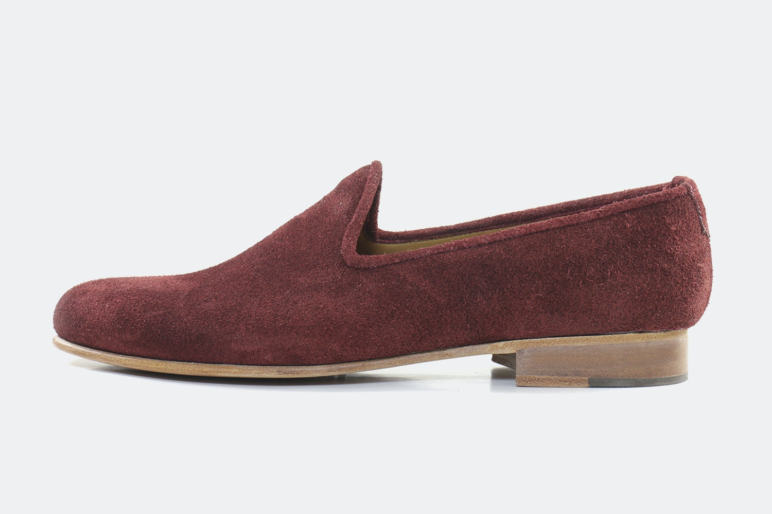 Vino Slippers - Burgundy