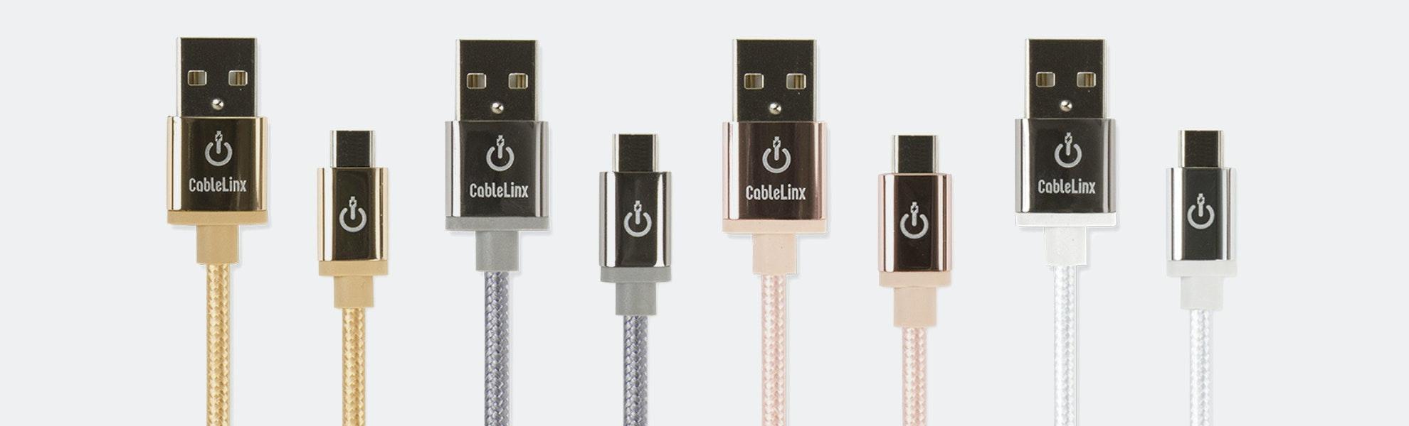 CableLinx Elite Premium Braided Cables