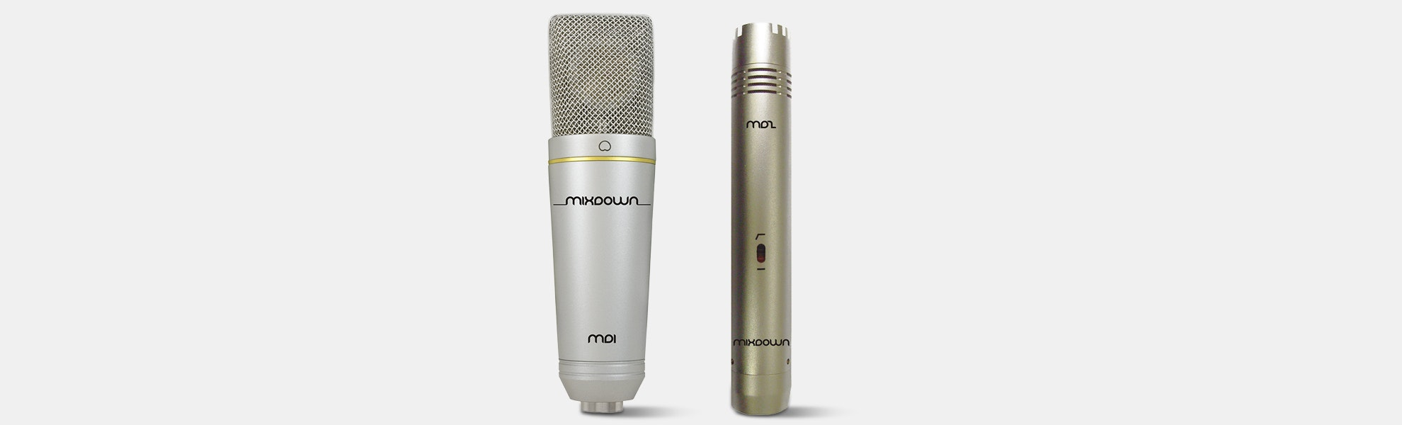 CAD Audio Studio 2 Microphone & Recording Bundles