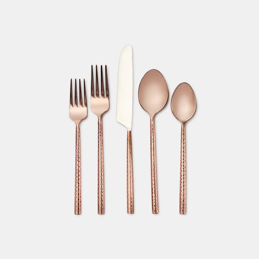 Cambridge Savita Copper Flatware
