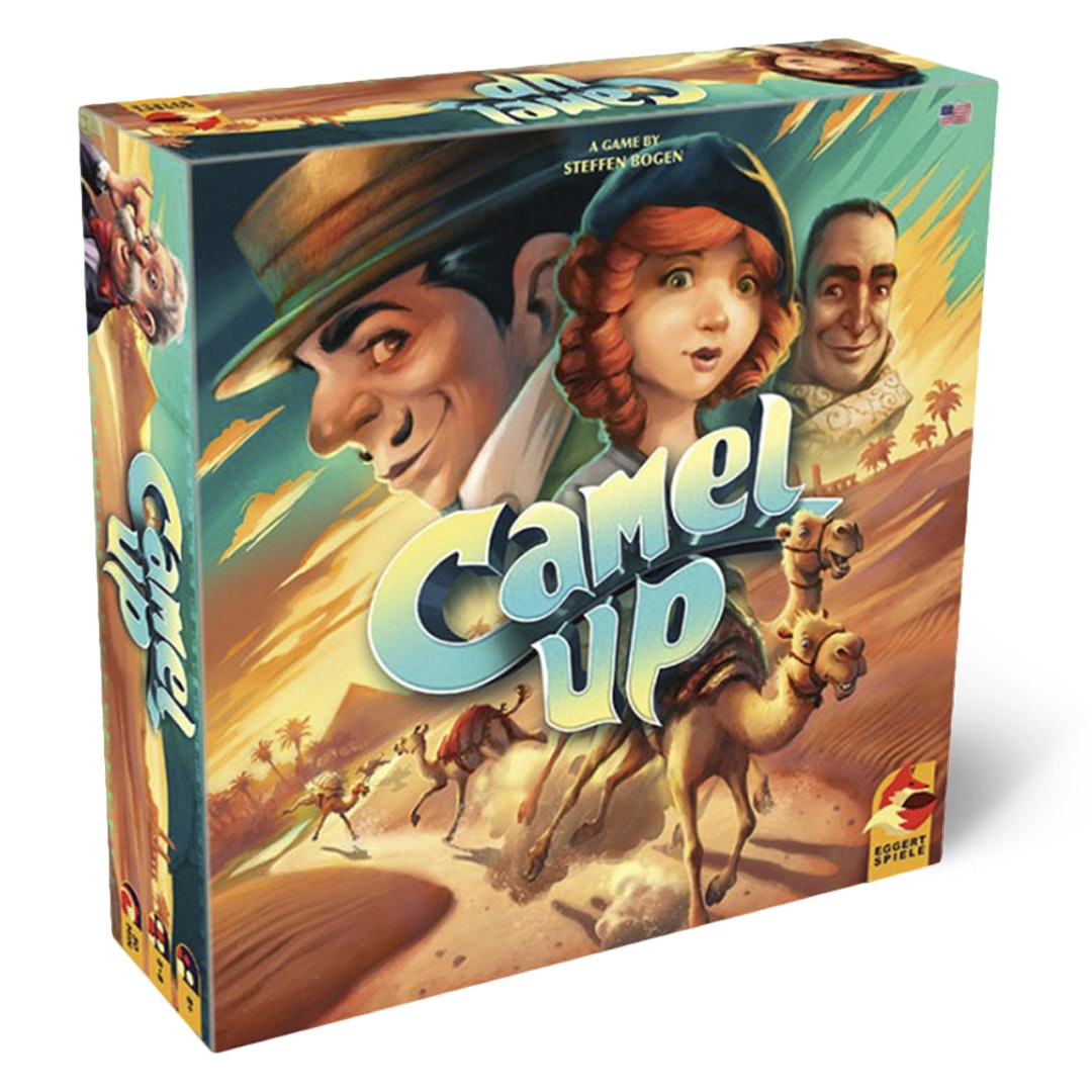 Camel Up: Second Edition