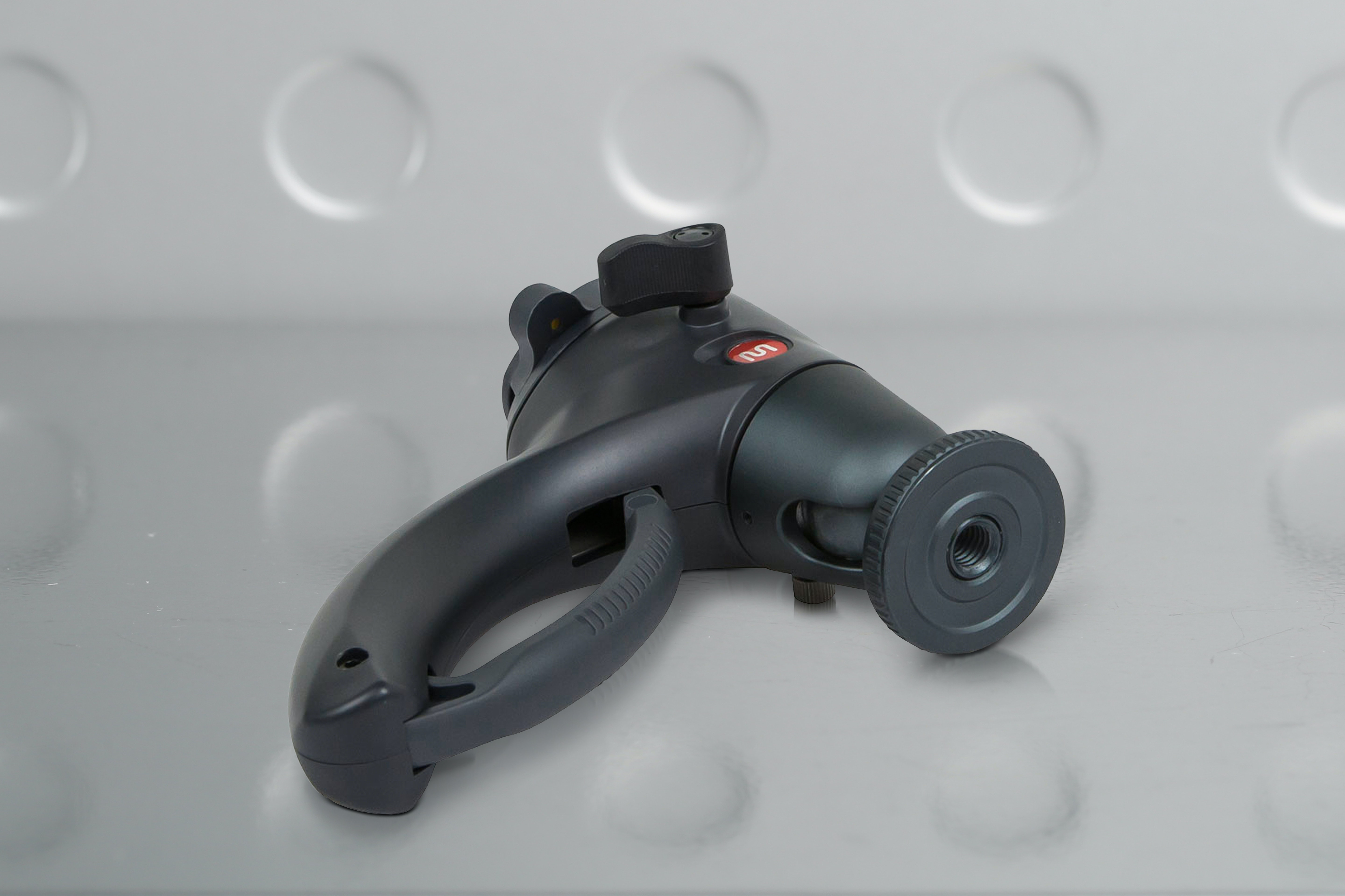 Camera Head Grip Ball With Plate