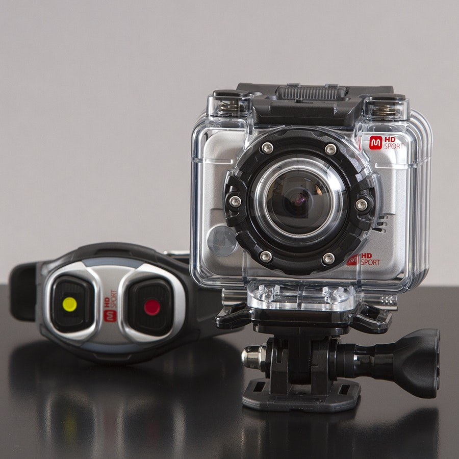 Monoprice Action Camera Bundle